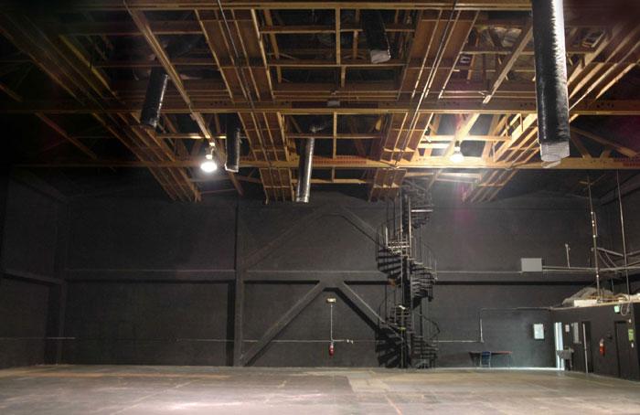 Delfino Studios Stages Defino Studios